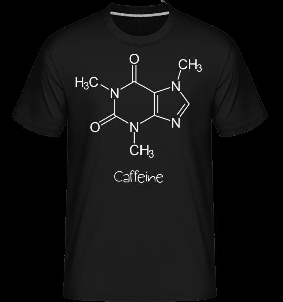Ceffeine - Shirtinator tričko pro pány - Černá - Napřed
