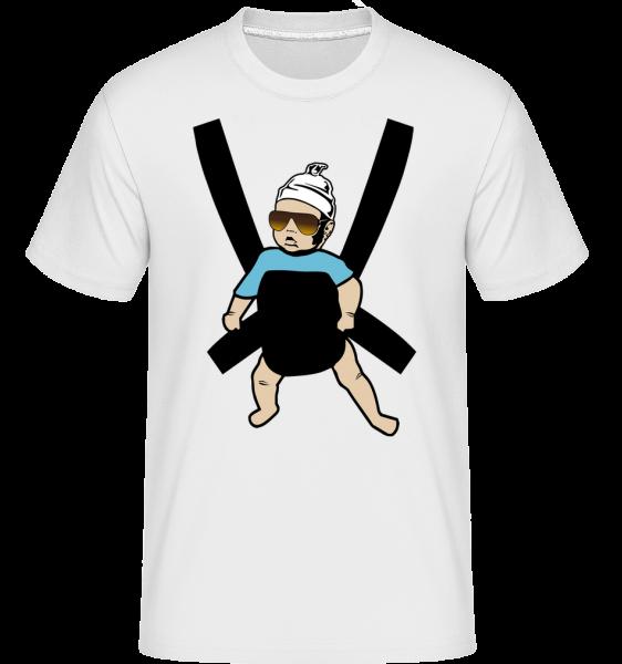 Hangover Dětská - Shirtinator tričko pro pány - Bílá - Napřed