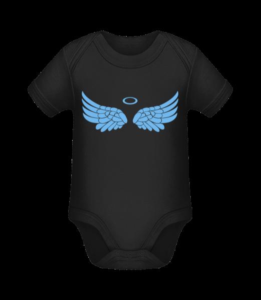 angel Equipment - Bio body pro děti - Černá - Napřed